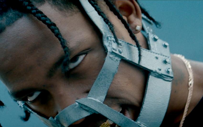 Travi$ Scott «Mamacita» feat. Rich Homie Quan & Young Thug, le clip