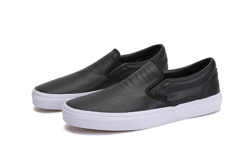 "Vans California ""Croc Leather"" Pack"