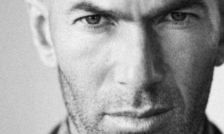 Zidane, nouvelle égérie de Mango Man
