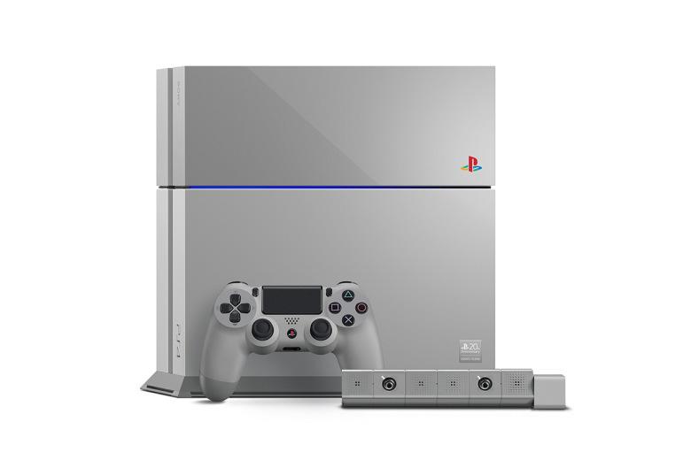 PS4 20th Anniversary Edition : une console à prix d'or