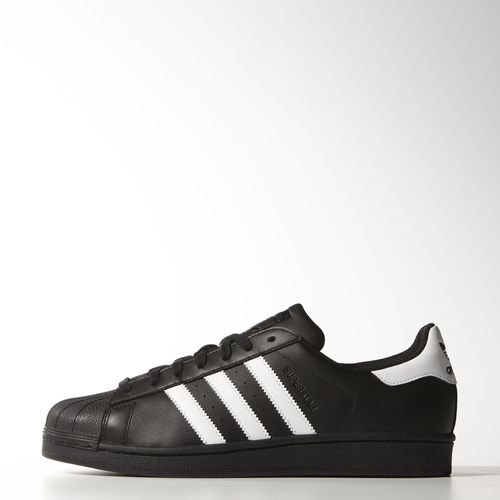 Adidas superstar 2 foundation pack black white