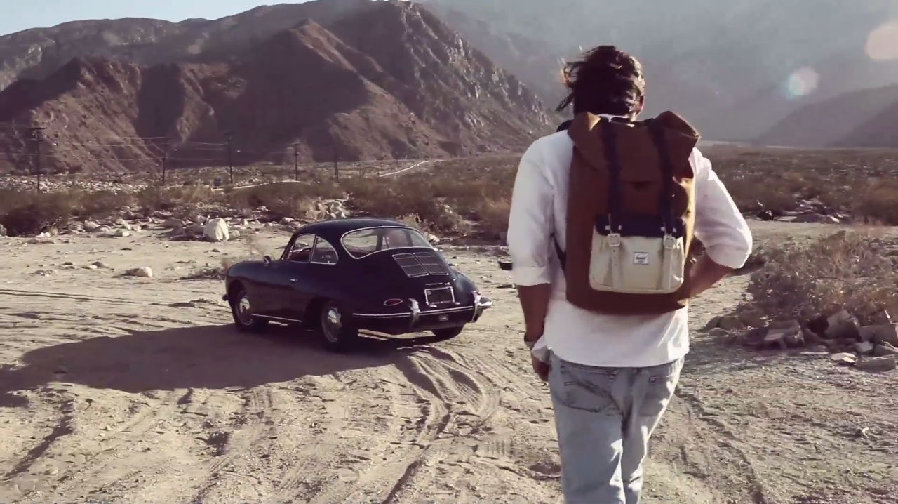 Herschel Supply Lookbook Printemps 2015 Vidéo
