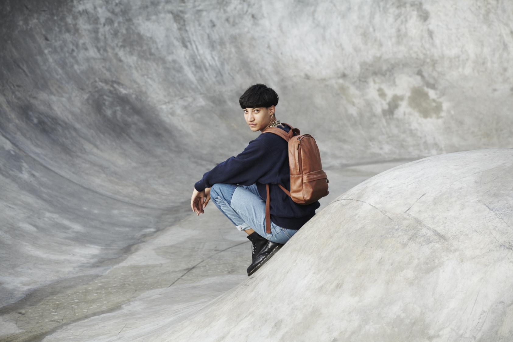 Eastpak dévoile le Frick, un sac à dos chic et urbain