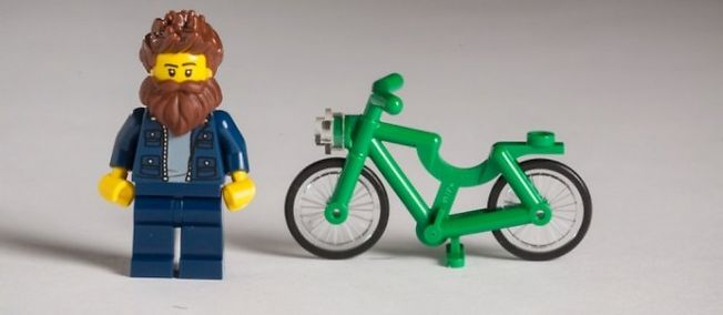 Lego lance une collection Hipster pour la Fashion Week de Copenhague