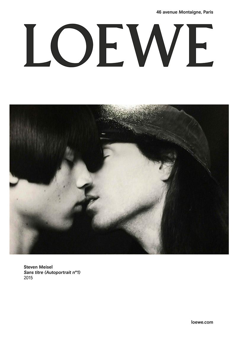Loewe x Steven Meisel