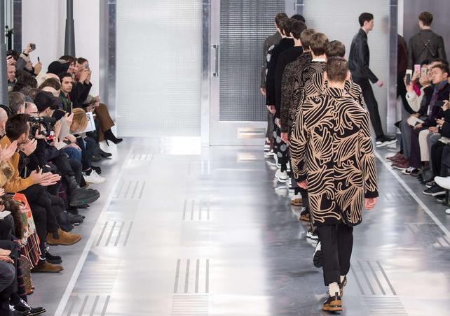Louis Vuitton AH15 PFW