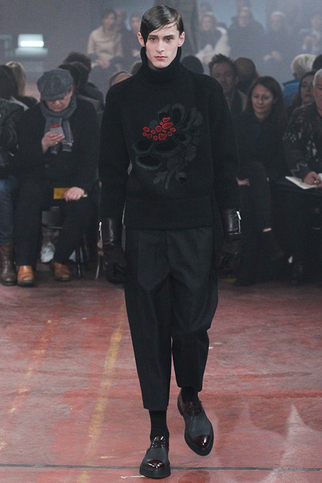 Alexander McQueen automne-hiver 2015