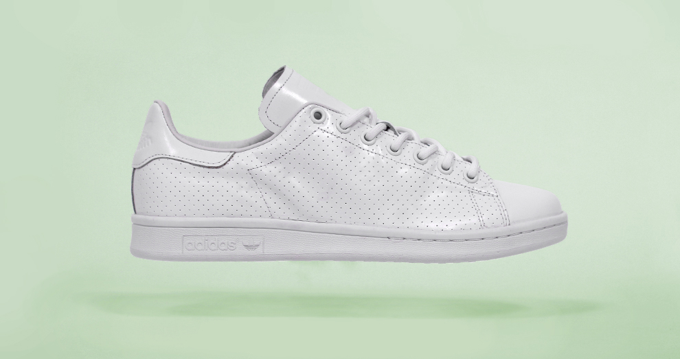 adidas Originals Stan Smith Perforated Leather