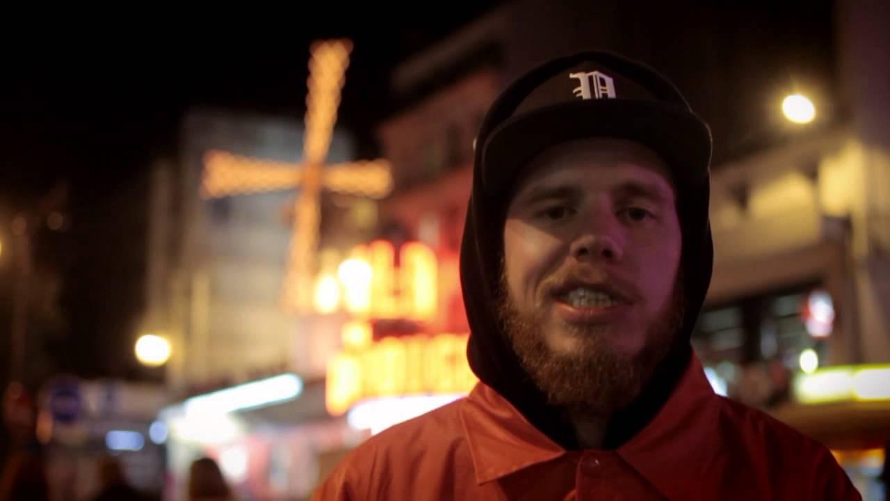 Aaron Cohen : Rap en roux libre