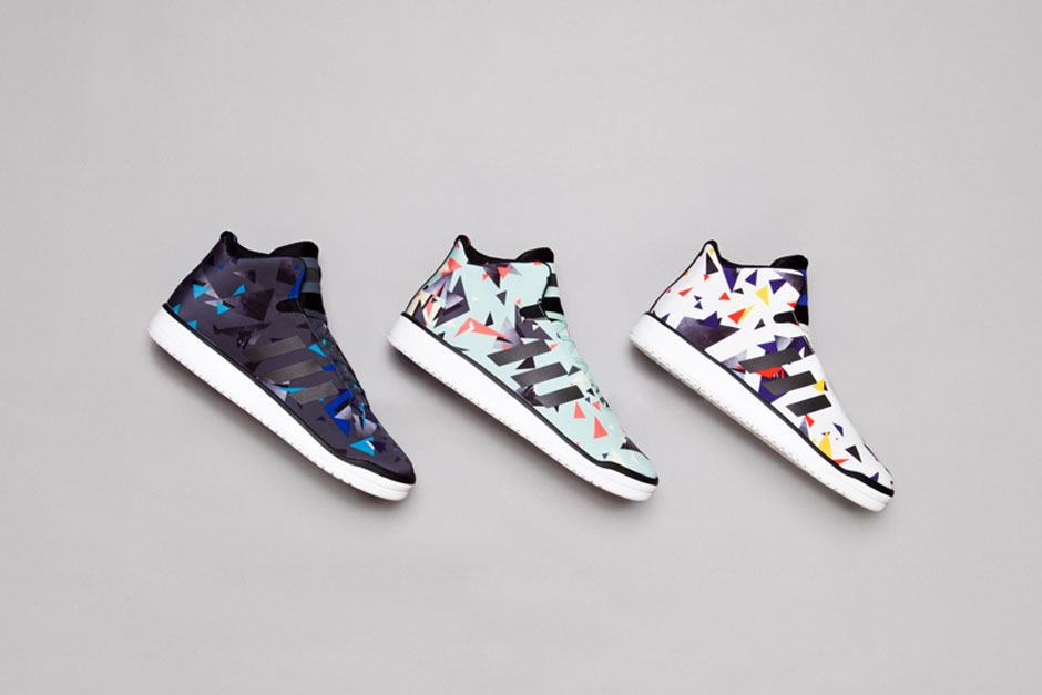 adidas Originals Veritas Mid « Print » Pack
