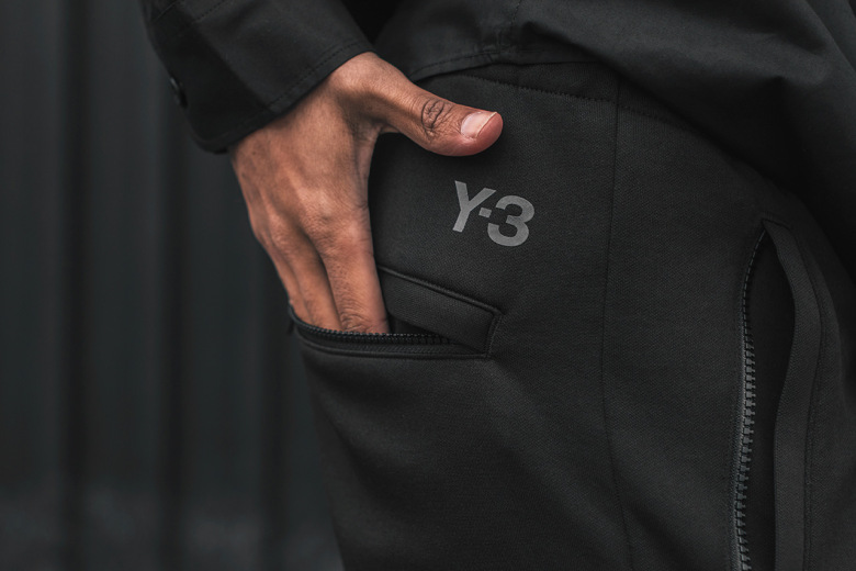 adidas y-3 lookbook spring summer 2015