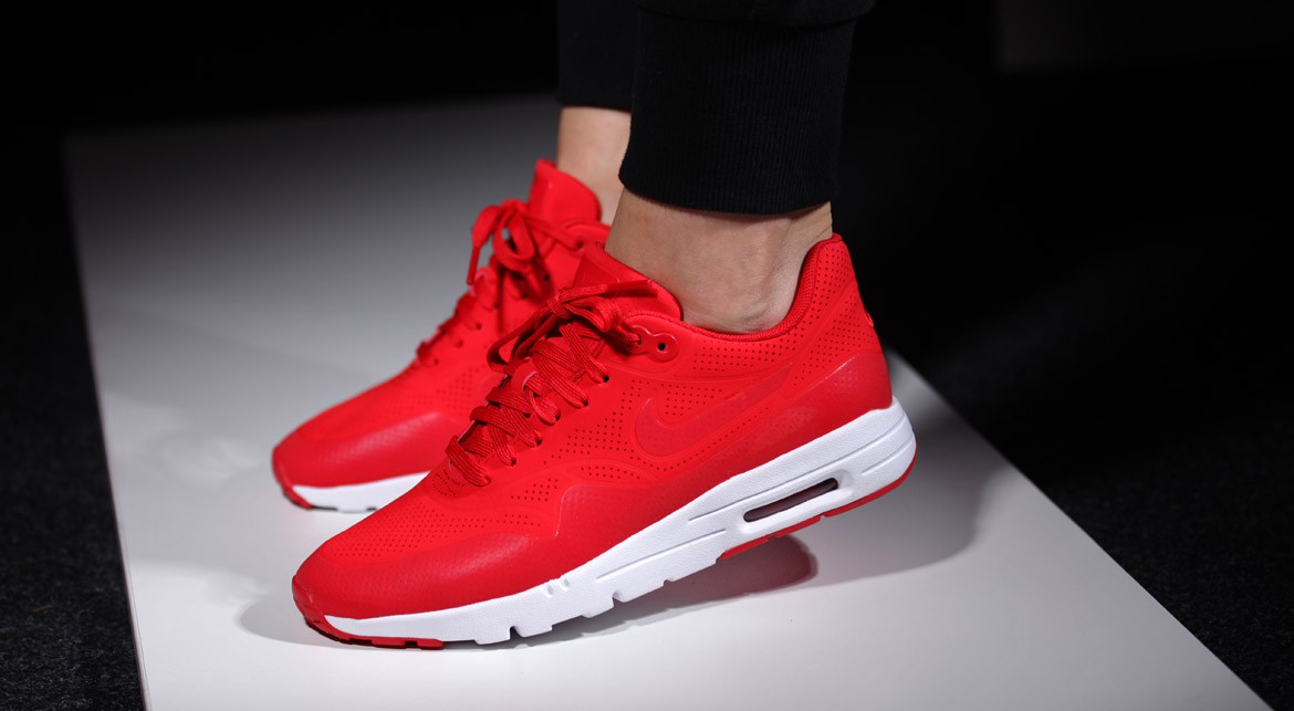 Nike Air Max 1 Ultra Moire « University Red »