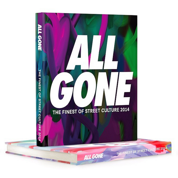 All Gone, the finest of street culture 2014, en pré commande dès le 7 janvier