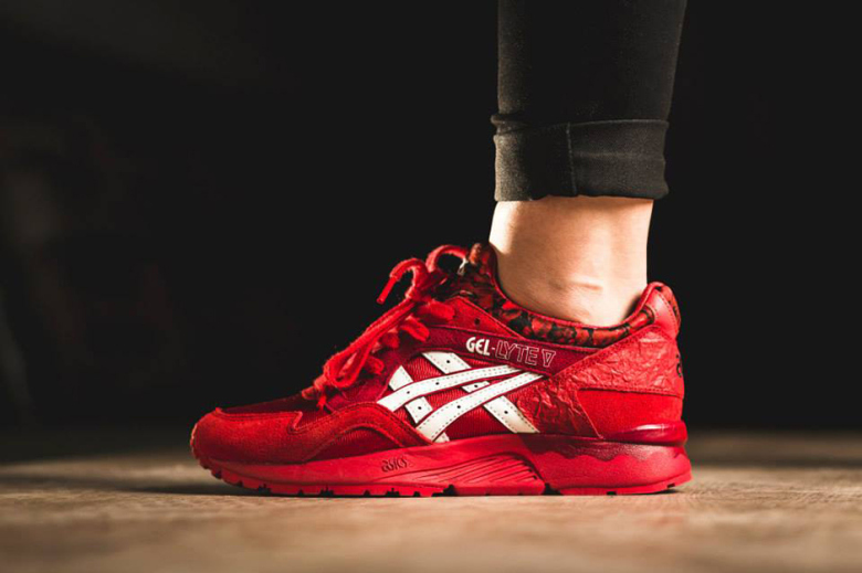 ASICS Women's Gel Lyte V « Valentine's Day »