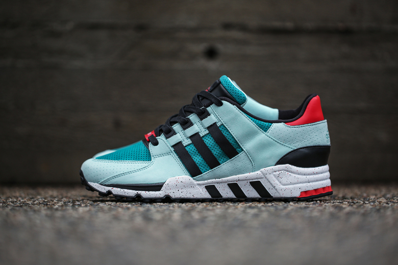 BAIT x adidas Originals EQT Running Support « The Big Apple »