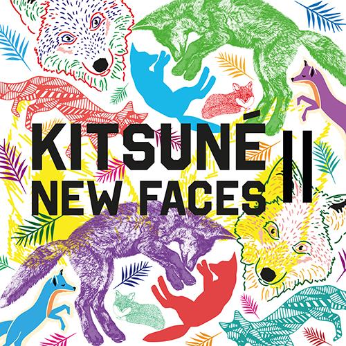 Kitsuné New Faces – Volume 2