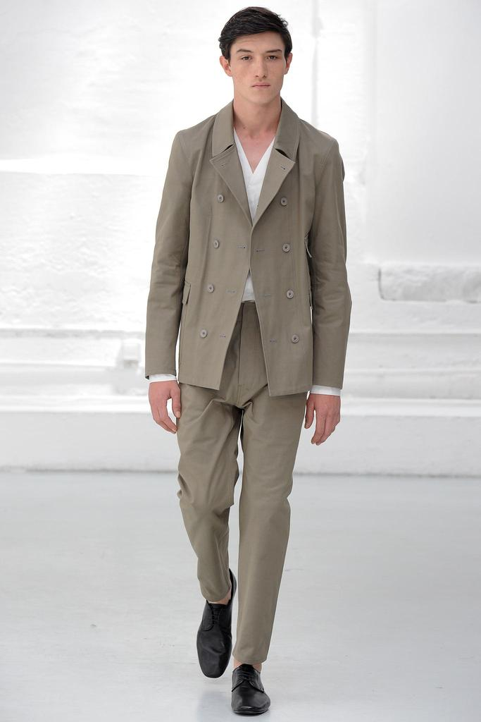 men fashion week FW15 christophe lemaire