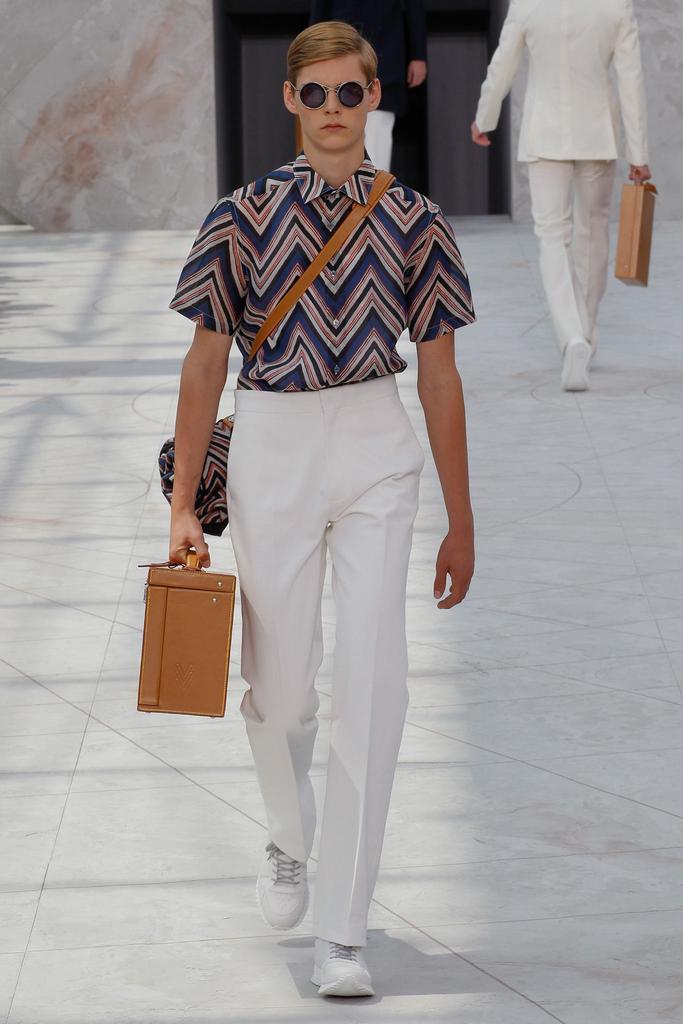 men fashion week FW15 louis vuitton