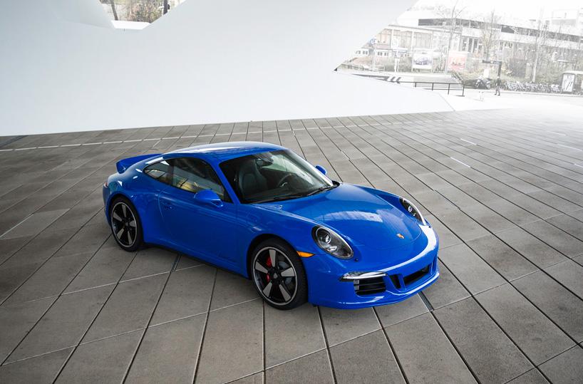 911 GTS Club Coupé série limitée