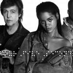 Kanye West Paul McCartney Rihanna FourFive Seconds