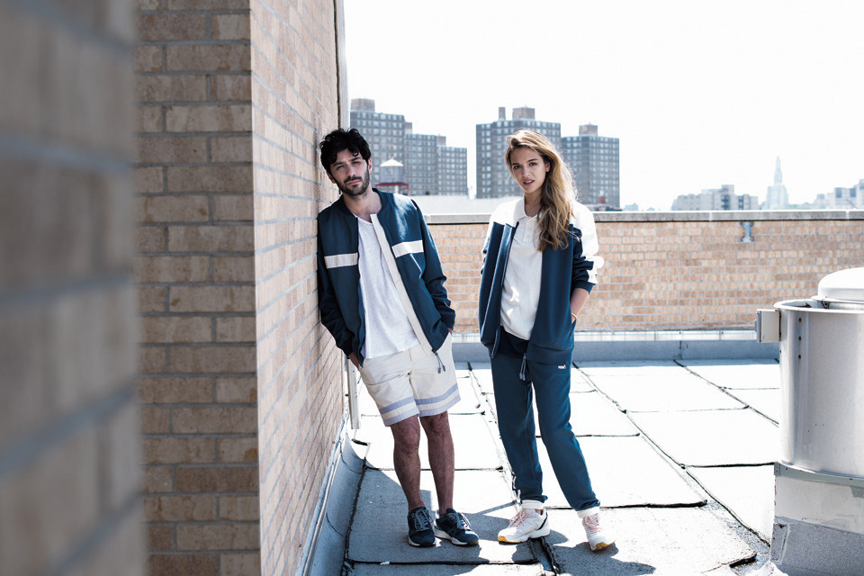 BWGH for PUMA – Spring/Summer 2015 Lookbook