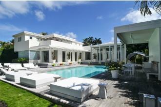 Shakira Villa à vendre Miami