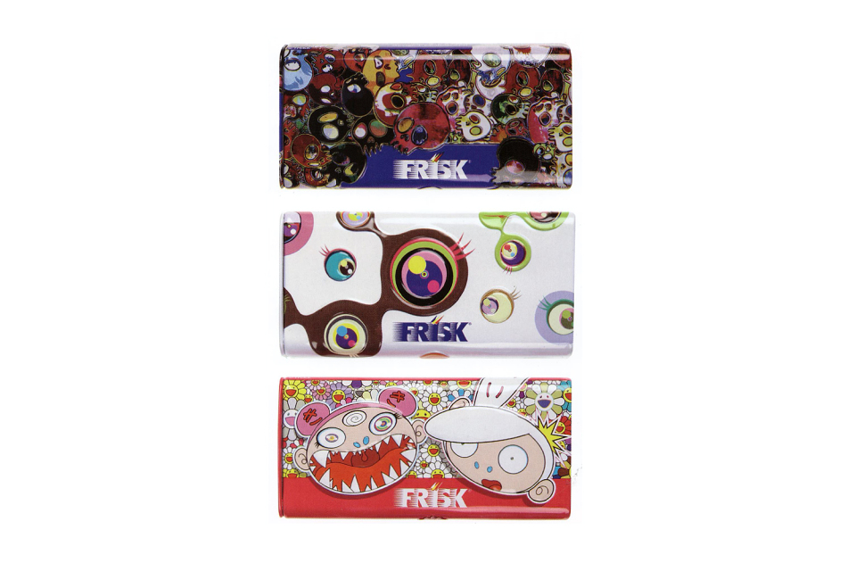 Collaboration Takashi Murakami x Frisk