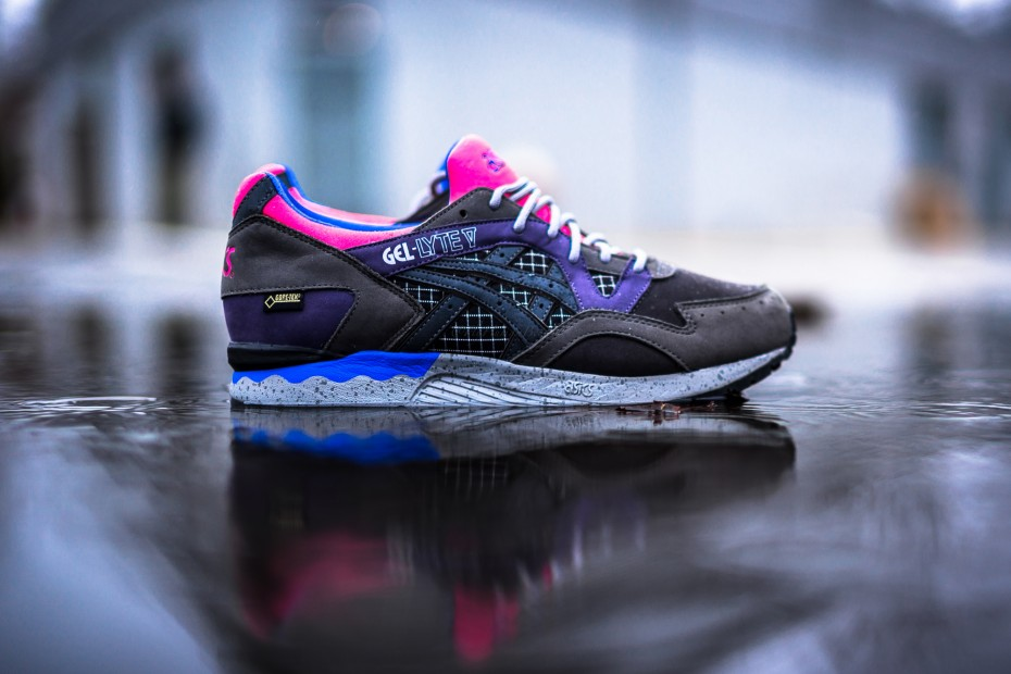 Asics X Packer Zapatos Gel Lyte V Tex Gore 1QhV5