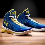 Under Armour dévoile la première chaussure signature de Stephen Curry