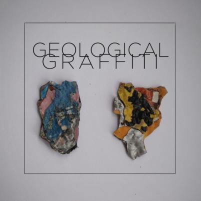 Apach explore la géologie du street art