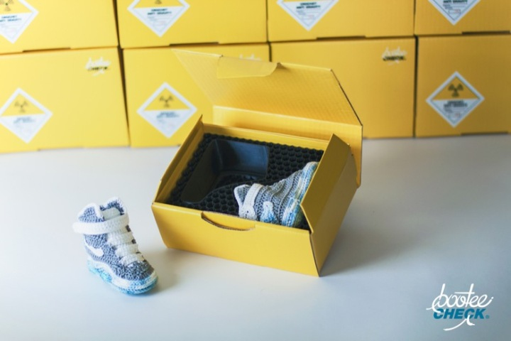 Les Nike Air Mag version Bootee Check