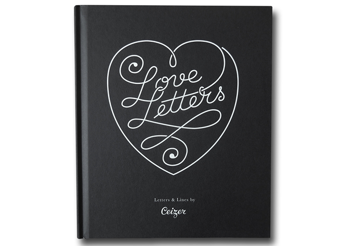 Pieter Ceizer « Love Letters » Book