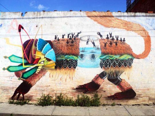 El Curiot Street Art