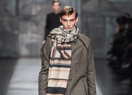 Recap des tendances de la fashion week masculine : Automne/hiver 2015