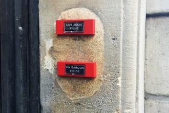 Street Art Le Sonneur