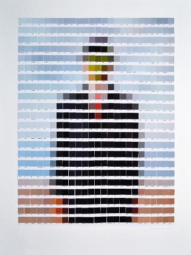 Nick Smith Pantone Art