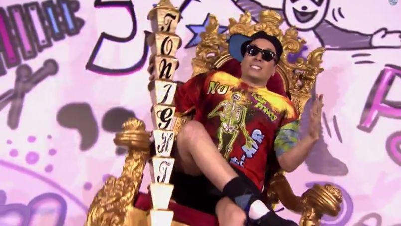 Quand Jimmy Fallon parodie le générique du Prince de Bel-Air