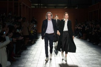 Paul Smith LFW AH15