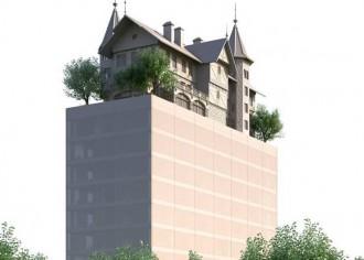 Philippe Starck - hôtel de Metz