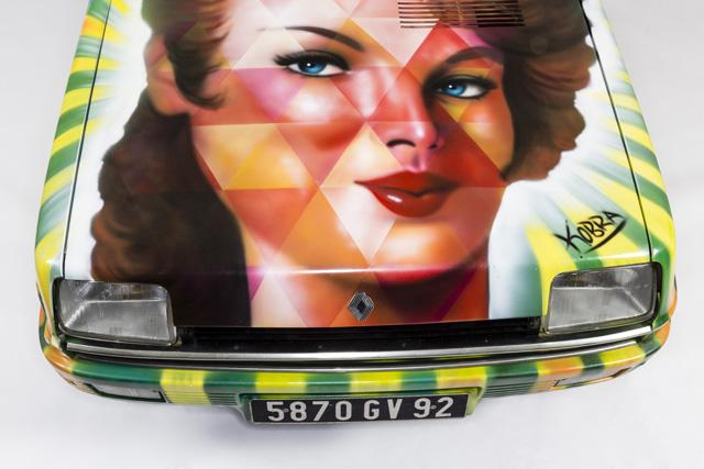 Perrier Inspired By Street Art Kobra