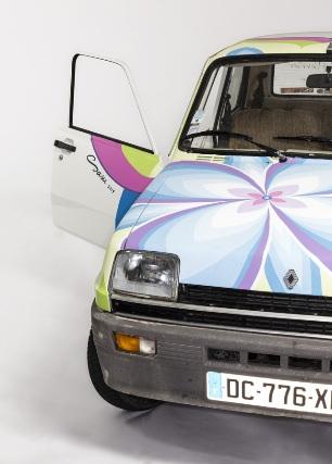 Perrier Inspired By Street Art Sasu