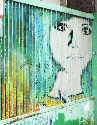 Zebrating, un street art complètement barré
