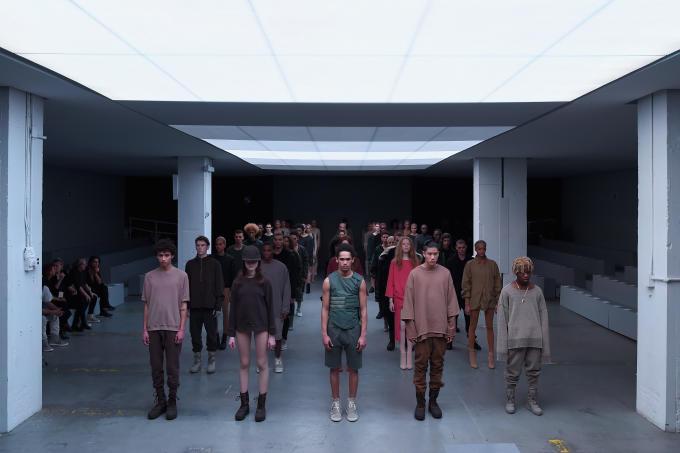 Kanye West x adidas «Yeezy Season 1 »