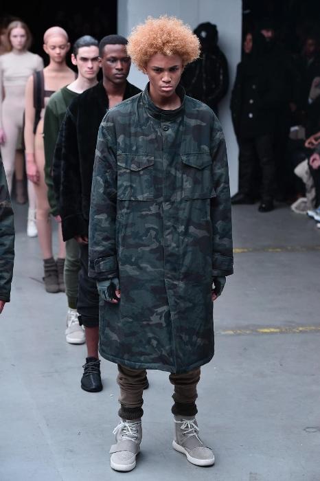 Kanye West x adidas \'Yeezy Season 1 »