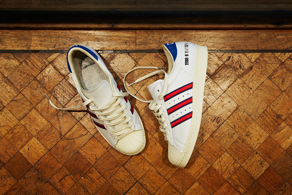 adidas Consortium Superstar « 10th Anniversary » Pack – Part 2