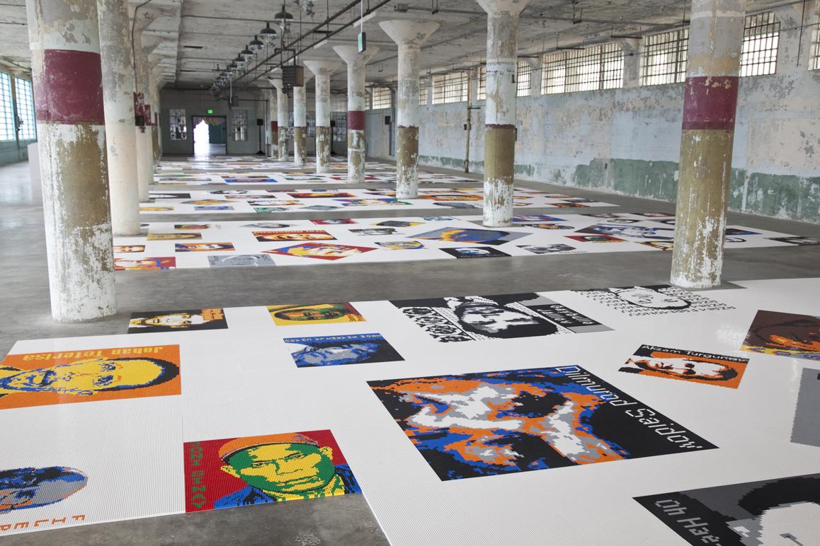 Ai Weiwei s'évade à Alcatraz