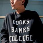 billionaire boys club fall winter book bank college lookbook 2015