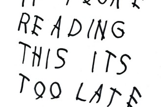 Drake If You Are Reading This It's Too Late Mixtape