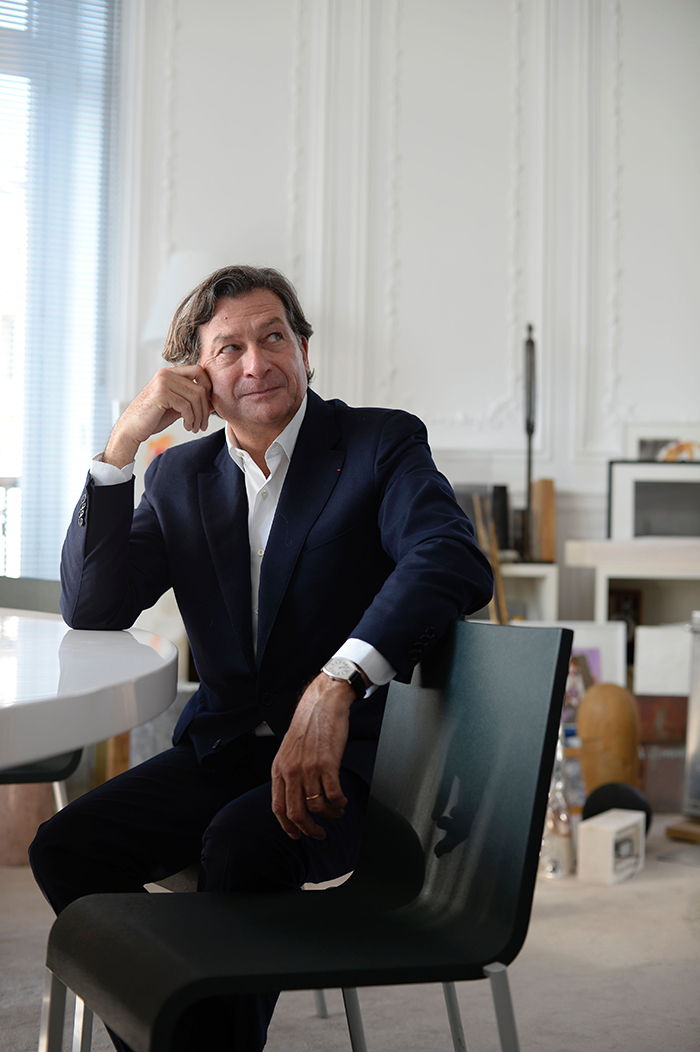 Interview bruno moinard Trends Periodical