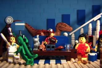 LEGO Super Bowl Publicité 2015
